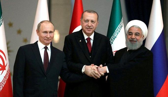 Başkan Erdoğan 3'lü zirve için Tahran'a gidiyor