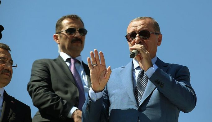 Başkan Erdoğan: Ahlat'a Cumhurbaşkanlığı Köşkü Yapacağız