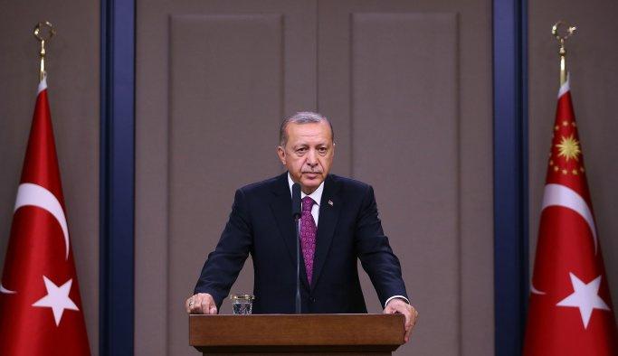 Başkan Erdoğan: Saldırılara rağmen ayaktayız