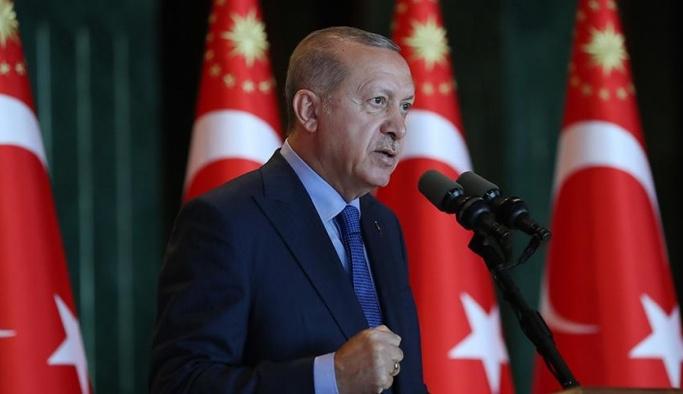 Başkan Erdoğan: Yeni zaferlerin eşiğinde bulunduğumuza inanıyorum