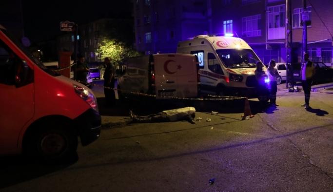 Başkentte iki kişiyi öldüren taksiciyi kan izleri ele verdi