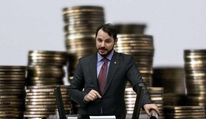 Berat Albayrak: IMF ile işbirliği planımız yok