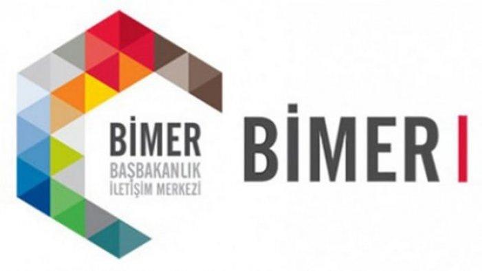 Başbakanlık İletişim Merkezi (Bimer) Başvuru Sorgu - E-Devlet