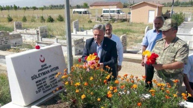 PKK'ya verilen ilk şehit: Süleyman Aydın