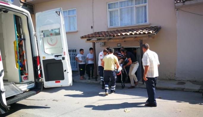 Bursa'da silahlı kavga: 3 yaralı