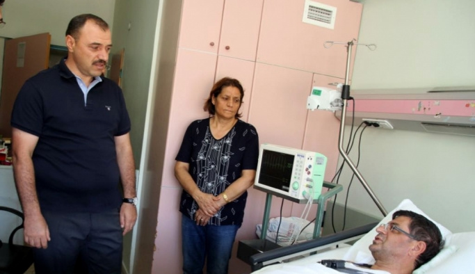 CHP Tunceli Milletvekili Şaroğlu Ankara'ya sevk edildi