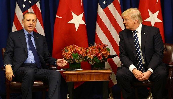 Cumhurbaşkanı Erdoğan, Trump ile görüşecek mi?