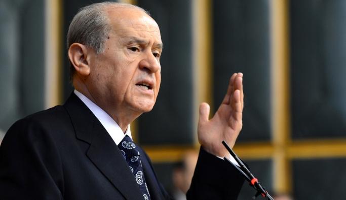 Devlet Bahçeli: ABD, Türkiye'nin dediğini yapmak durumunda kalacak