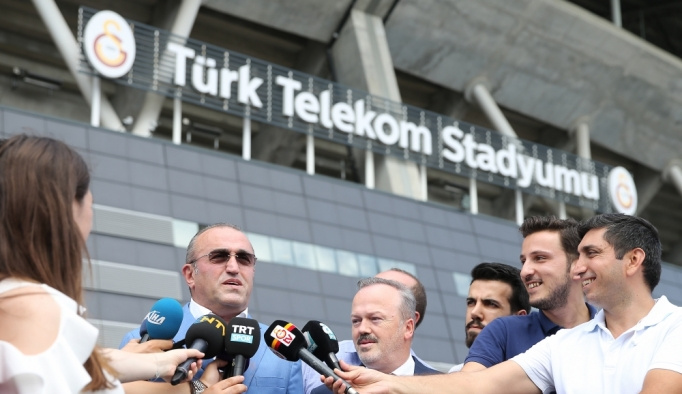 Emre Akbaba, Galatasaray'a doğru