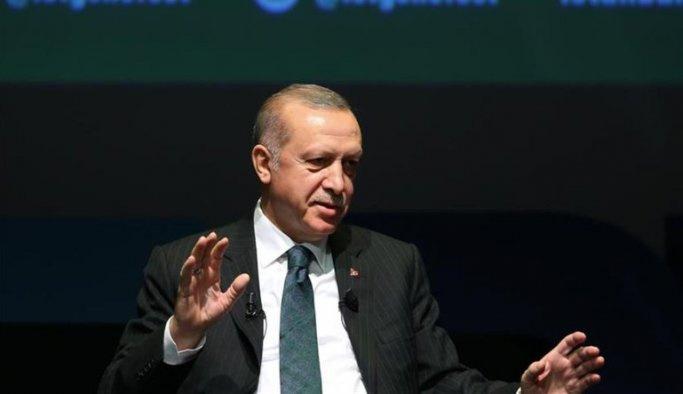 Cumhurbaşkanı Erdoğan: Teslim olmayacağız
