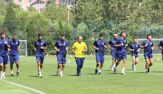 Fenerbahçe'de Bursaspor maçı hazırlıkları