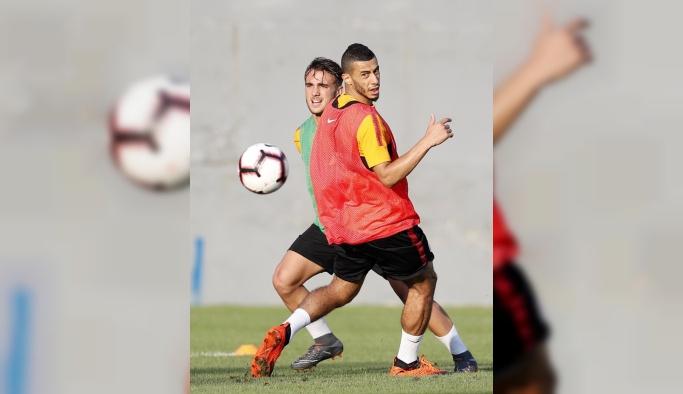 Galatasaray'da TFF Süper Kupa maçı hazırlıkları