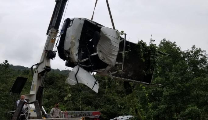 Giresun Bulancak'ta trafik kazası: 3 ölü