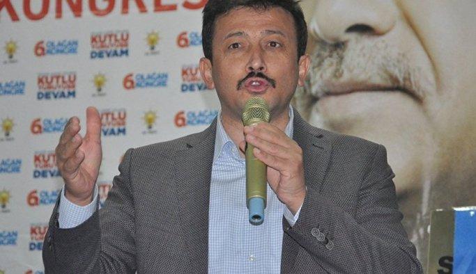 Hamza Dağ'dan Abdullah Gül'e sert sözler