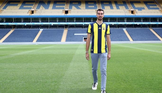 Harun Tekin, Fenerbahçe'de