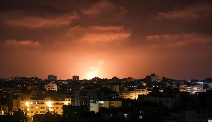 İsrail vahşeti! Filistinli anne ve bebeği şehit oldu