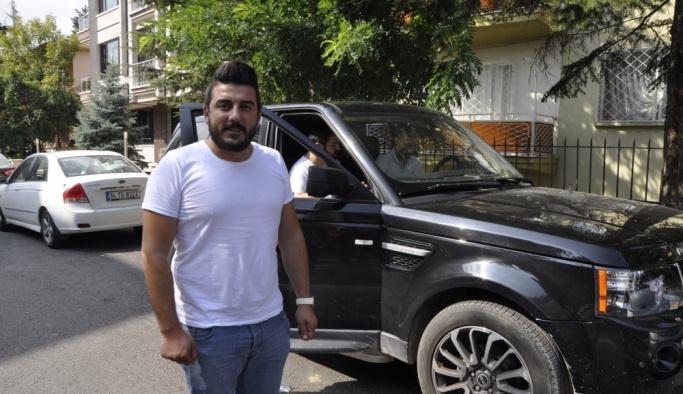 İstanbul'dan gasbettiği ciple Afyonkarahisar'da yakalandı