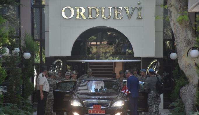 Kara Kuvvetleri Komutanı Orgeneral Ümit Dündar Malatya'da