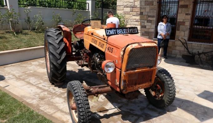 Köy hayatına müze ile yolculuk