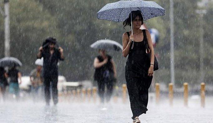 Meteoroloji son dakika hava durumu tahminleri