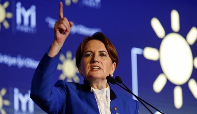 Meral Akşener İYİ Parti Genel Başkanı seçildi