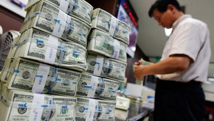 Merkez Bankası'nın net döviz rezervi 21 milyar dolar