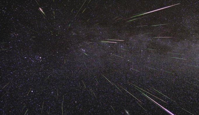 Meteor yağmuru bu akşam başlıyor... Perseid (Perse) göktaşı yağmuru nedir?