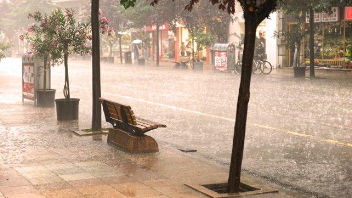 Meteoroloji'den 5 il için uyarı (Kütahya, Bursa, Bilecik, Balıkesir, Eskişehir hava durumu)