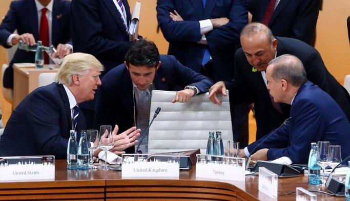 Mevlüt Çavuşoğlu'dan Trump'a cevap: ABD gerçek dostun kim olduğunu bilmiyor