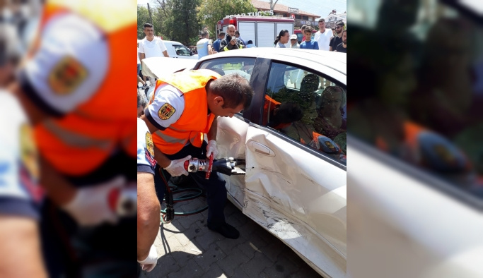 Muğla'da zincirleme trafik kazası: 8 yaralı