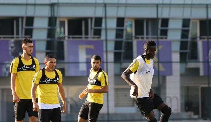 Osmanlıspor'da Boluspor maçı hazırlıkları