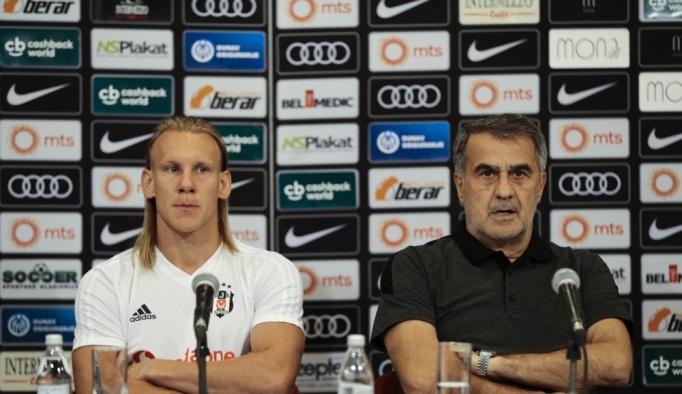 Partizan-Beşiktaş maçına doğru
