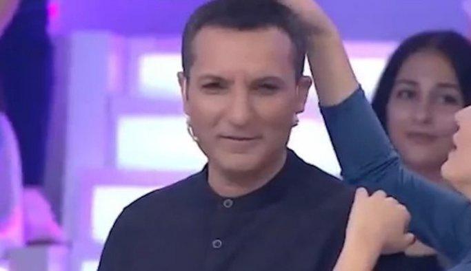 Rafet El Roman yaptığı makyaj ile olay oldu