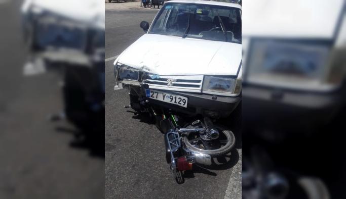Şanlıurfa'da zincirleme trafik kazası: 6 yaralı