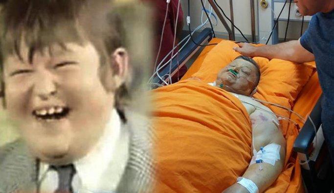 Şişko Nuri (Sıtkı Sezgin) hastaneye kaldırıldı