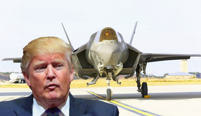 Son Dakika: Trump, skandal F-35 kararlarını imzaladı