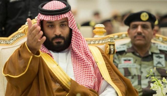 Suudi Veliaht: çocukları vurun ki bizden korksunlar