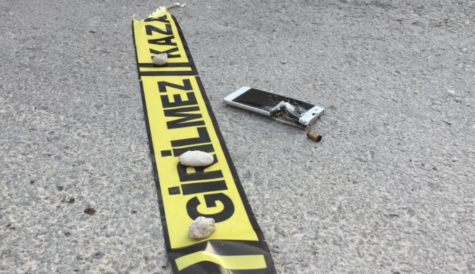 Tabancayla vurduğu komşusuna tornavidayla saldırdı