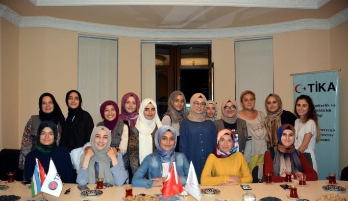 TİKA'nın Tecrübe Paylaşım Programı Özbekistan etabı tamamlandı