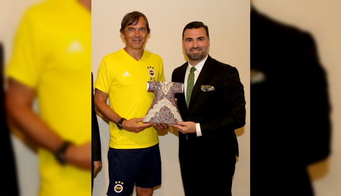 TPFD'den Fenerbahçe'ye ziyaret