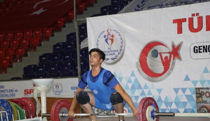 Türkiye Gençler ve 23 Yaş Altı Halter Şampiyonası