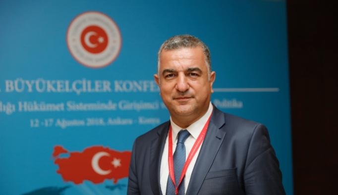 """""""Türkiye ile Özbekistan arasındaki ticaret hacmi rekor kırdı"""""""