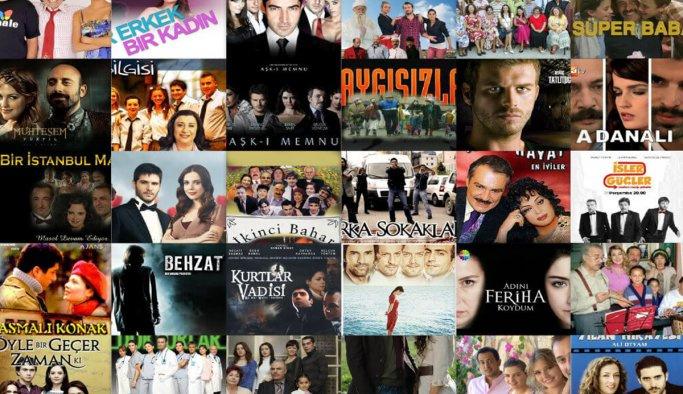 Türkiye'nin gelmiş geçmiş en başarılı 40 dizisi hangisi?