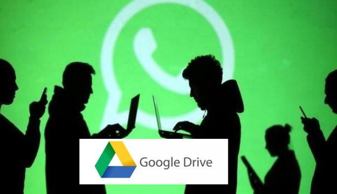Whatsapp: Google Drive'da dosya saklayanlara kötü haber