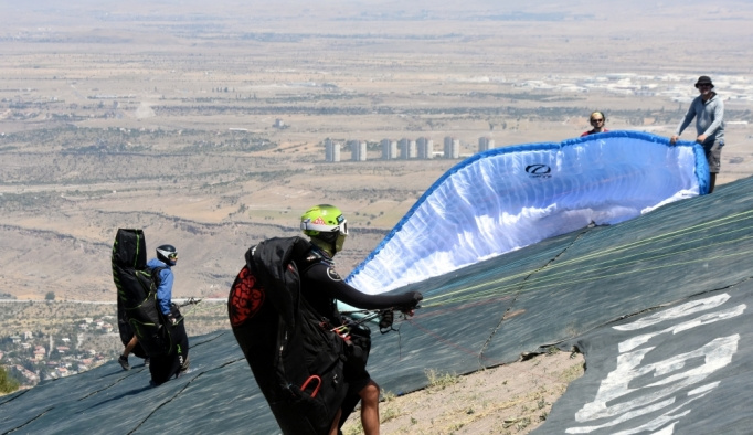 XC Türkiye Ali Dağı Yamaç Paraşütü Şampiyonası