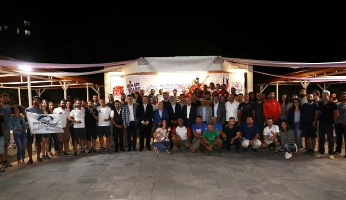 XC Türkiye Ali Dağı Yamaç Paraşütü Şampiyonası sona erdi