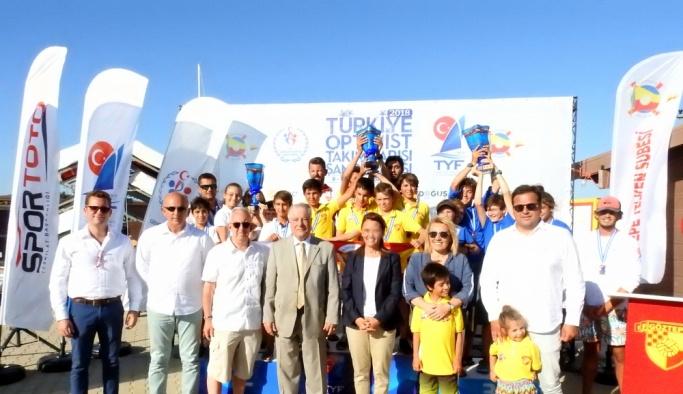 Yelken: Türkiye Optimist Takım Şampiyonası