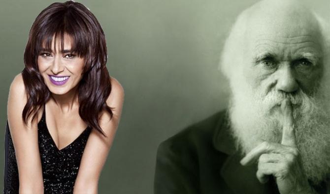 Yıldız Tilbe, Darwin'e zavallı dedi Twitter karıştı