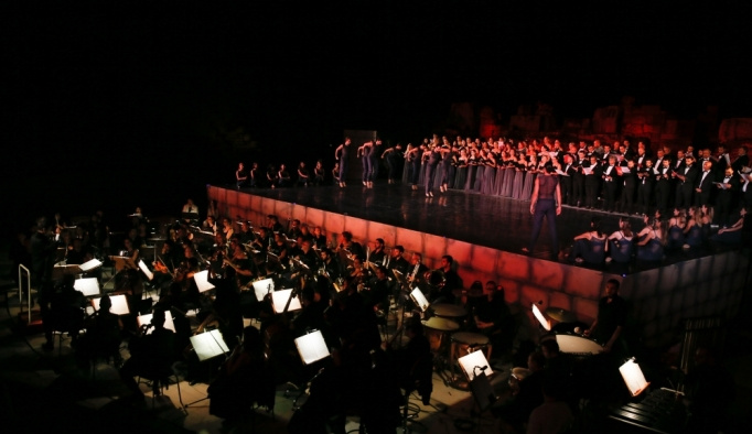1. Uluslararası Efes Opera ve Bale Festivali tamamlanıyor
