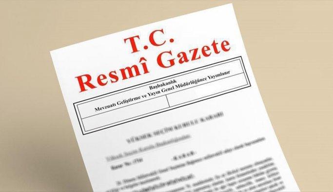 22 Mart Resmi Gazete kararları, ilanları, haberleri